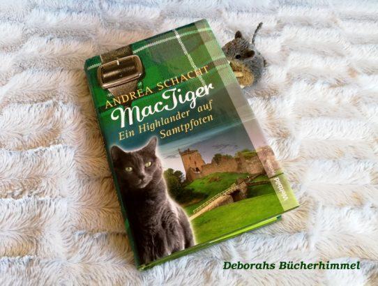 Andrea Schacht - Mac Tiger