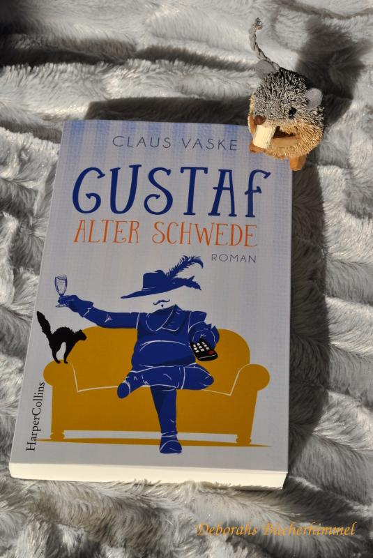 Claus Vaske - Gustaf. Alter Schwede