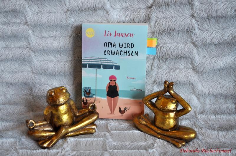 Liv Jansen - Oma wird erwachsen