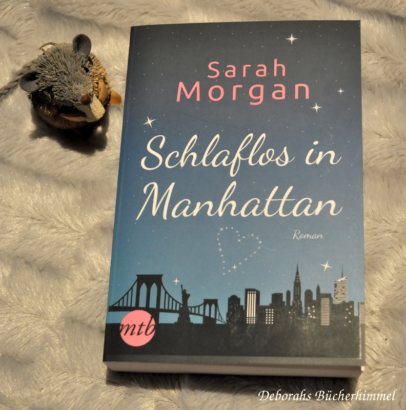 Sarah Morgan - Schlaflos in Manhattan