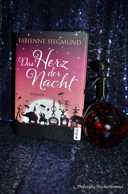 Fabienne Siegmund – Das Herz der Nacht