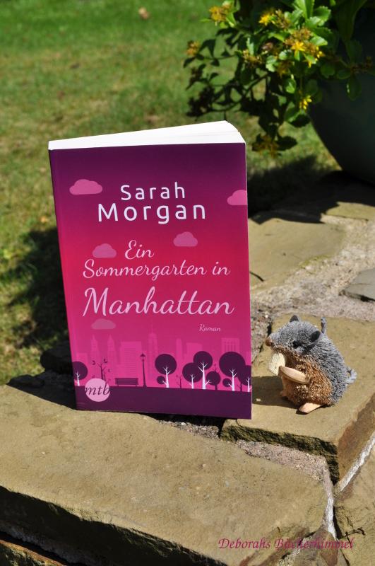 Sarah Morgan - Ein Sommergarten in Manhattan