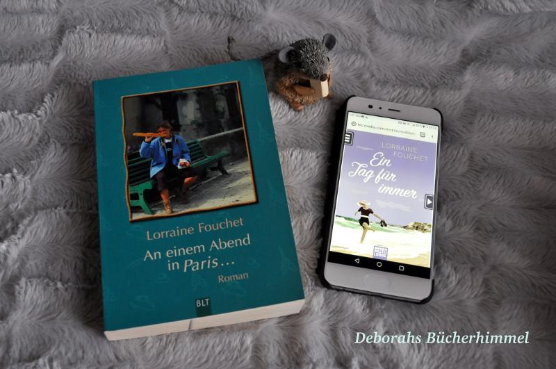 Lorraine Fouchet – An einem Abend in Paris / Ein Tag für immer