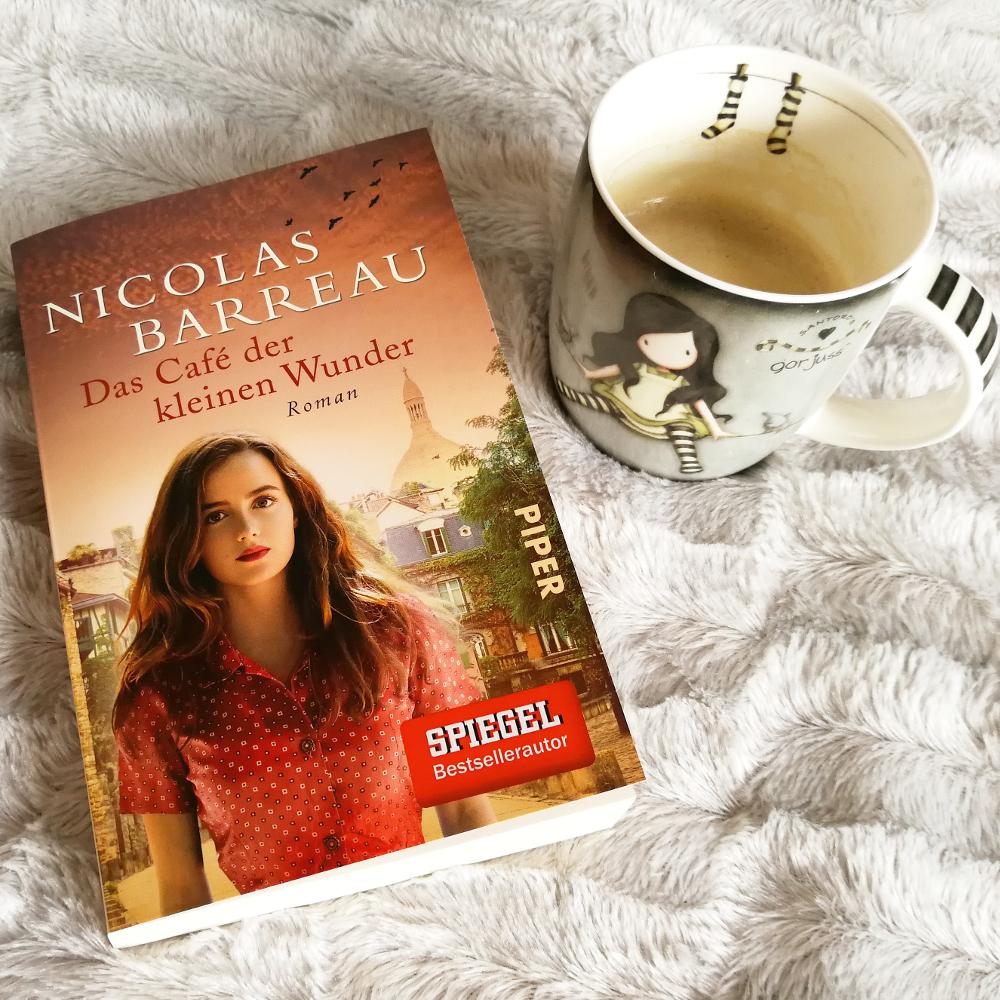 Nicolas Barreau - Das Café der kleinen Wunder