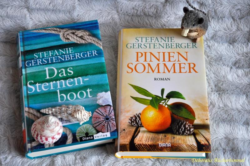 Stefanie Gerstenberger - Das Sternenboot und Piniensommer