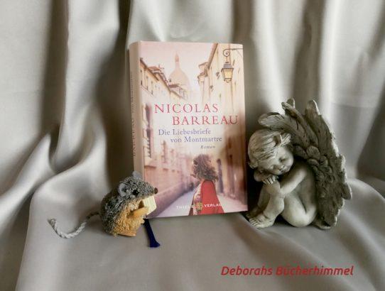Nicolas Barreau - Die Liebesbriefe von Montmartre