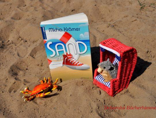 Micha Krämer - Sand im Schuh