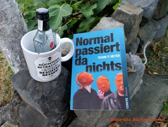 Frank P. Meyer - Normal passiert da nichts