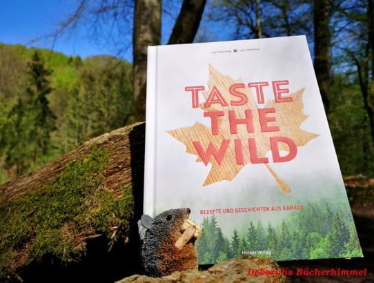 Lisa Nieschlag & Lars Wentrup - Taste the Wild (English Review)