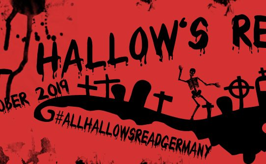 All Hallows' Read 2019 - Von Banshees und Ghoulen