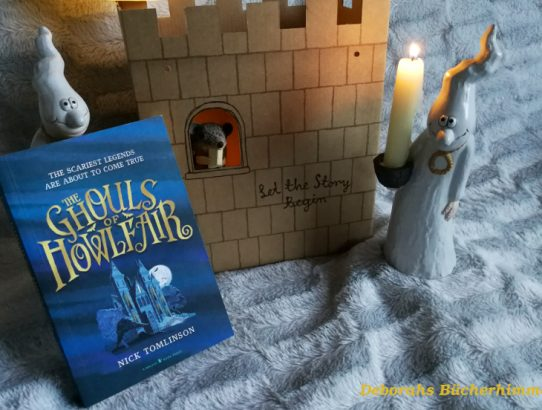 Nick Tomlinson – The Ghouls of Howlfair (English Review)