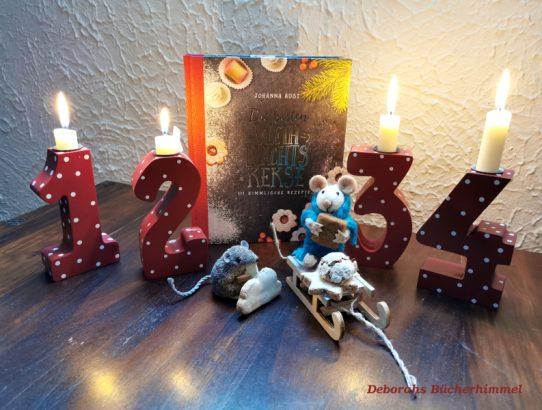 Johanna Aust - Die besten Weihnachtskekse