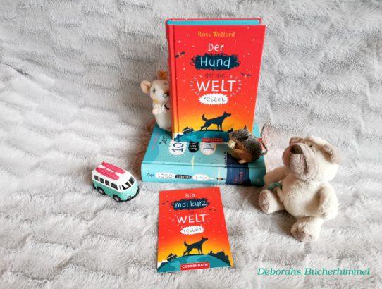 Ross Welford - Der Hund, der die Welt rettet