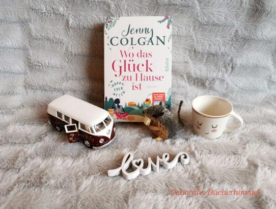 Jenny Colgan - Wo das Glück zu Hause ist