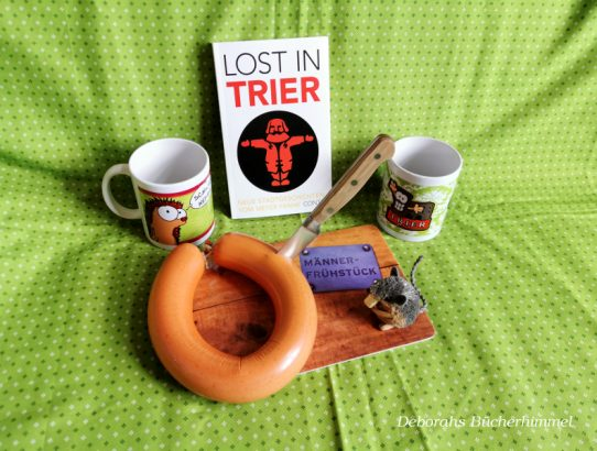 Frank P. Meyer - Lost in Trier