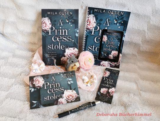 Mila Olsen - A Princess, stolen