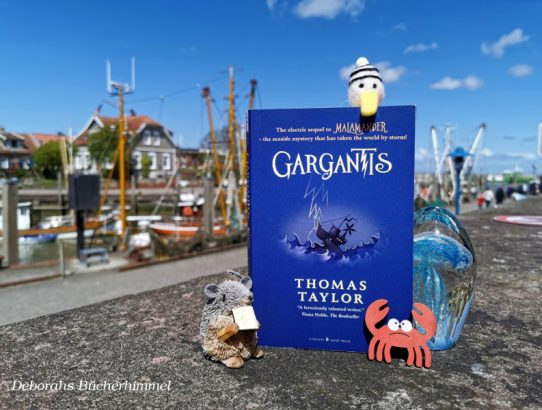 Thomas Taylor - Gargantis (English Review)