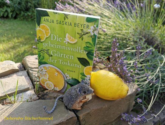 Anja Saskia Beyer - Die geheimnisvollen Gärten der Toskana