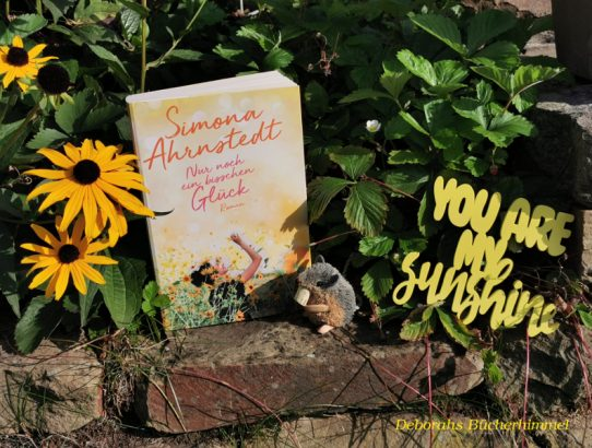 Simona Ahrnstedt - Nur noch ein bisschen Glück