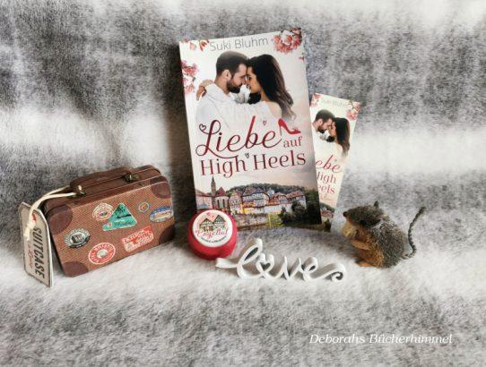 Suki Bluhm - Liebe auf High Heels