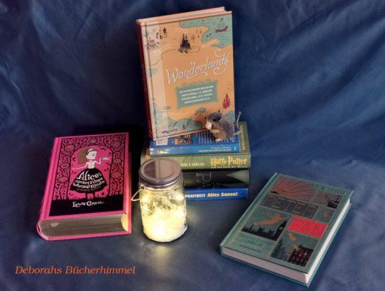 Wonderlands - Herausgeberin Laura Miller