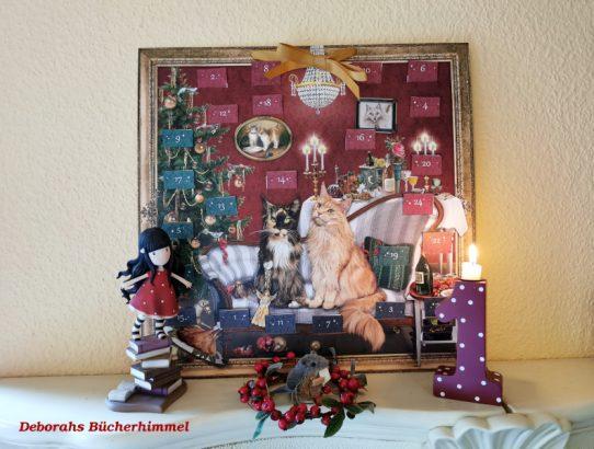 iCats-Adventskalender - Die Weihnachtsverschwörung