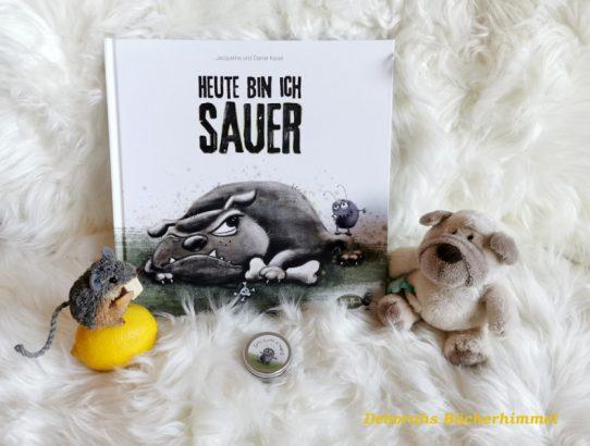 Jacqueline und Daniel Kauer KaleaBook - Heute bin ich sauer