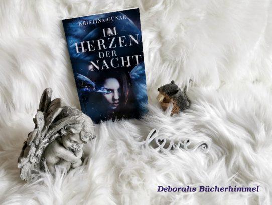 Kristina Günak - Im Herzen der Nacht
