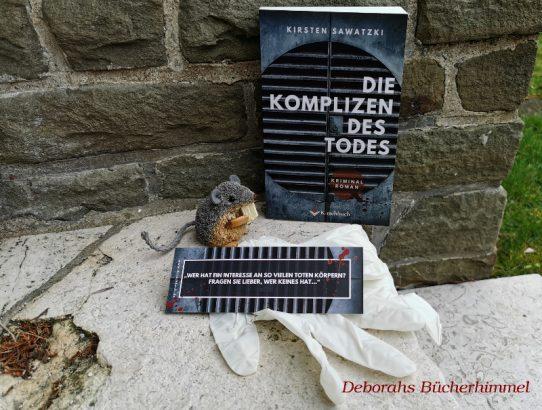 Kirsten Sawatzki - Die Komplizen des Todes