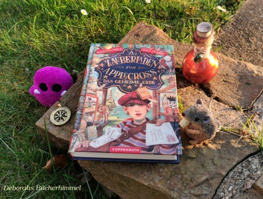 Pierdomenico Baccalario - Der Zauberladen von Applecross