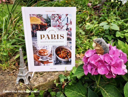 Anne-Katrin Weber - Verliebt in Paris