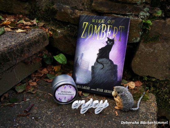 Kara LaReau - Rise of Zombert (English Review)