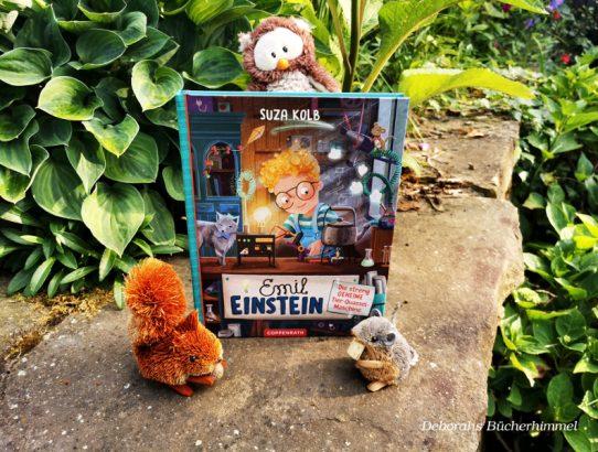 Suza Kolb - Emil Einstein